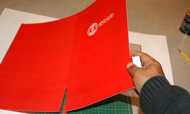 trimmed folder