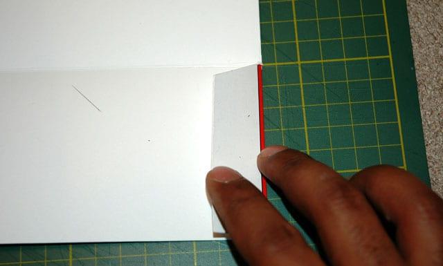 fold glue flaps