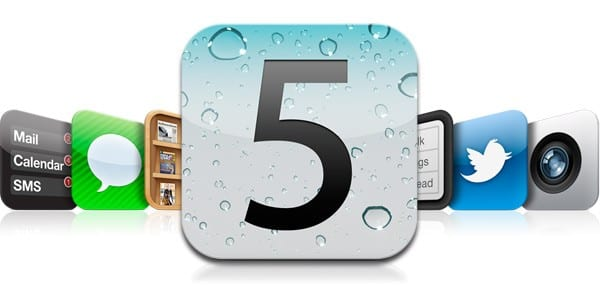 iOS 5 install