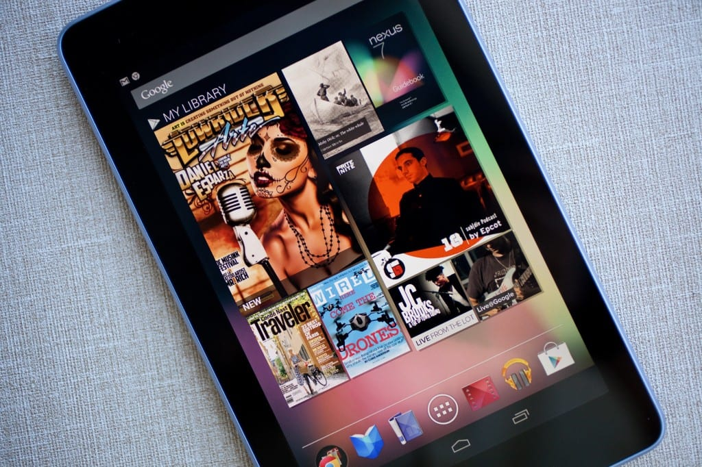 Previewing DPS Folio's On Android Devices