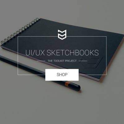 UI UX SKETCHBOOK