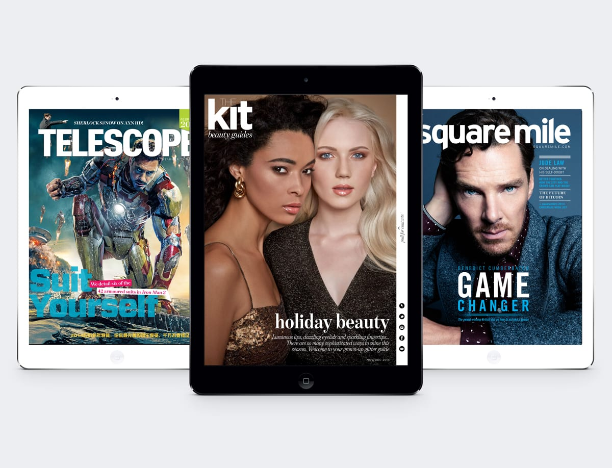 Free DPS Magazines