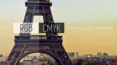 Convert RGB to CMYK Images Using Photoshop
