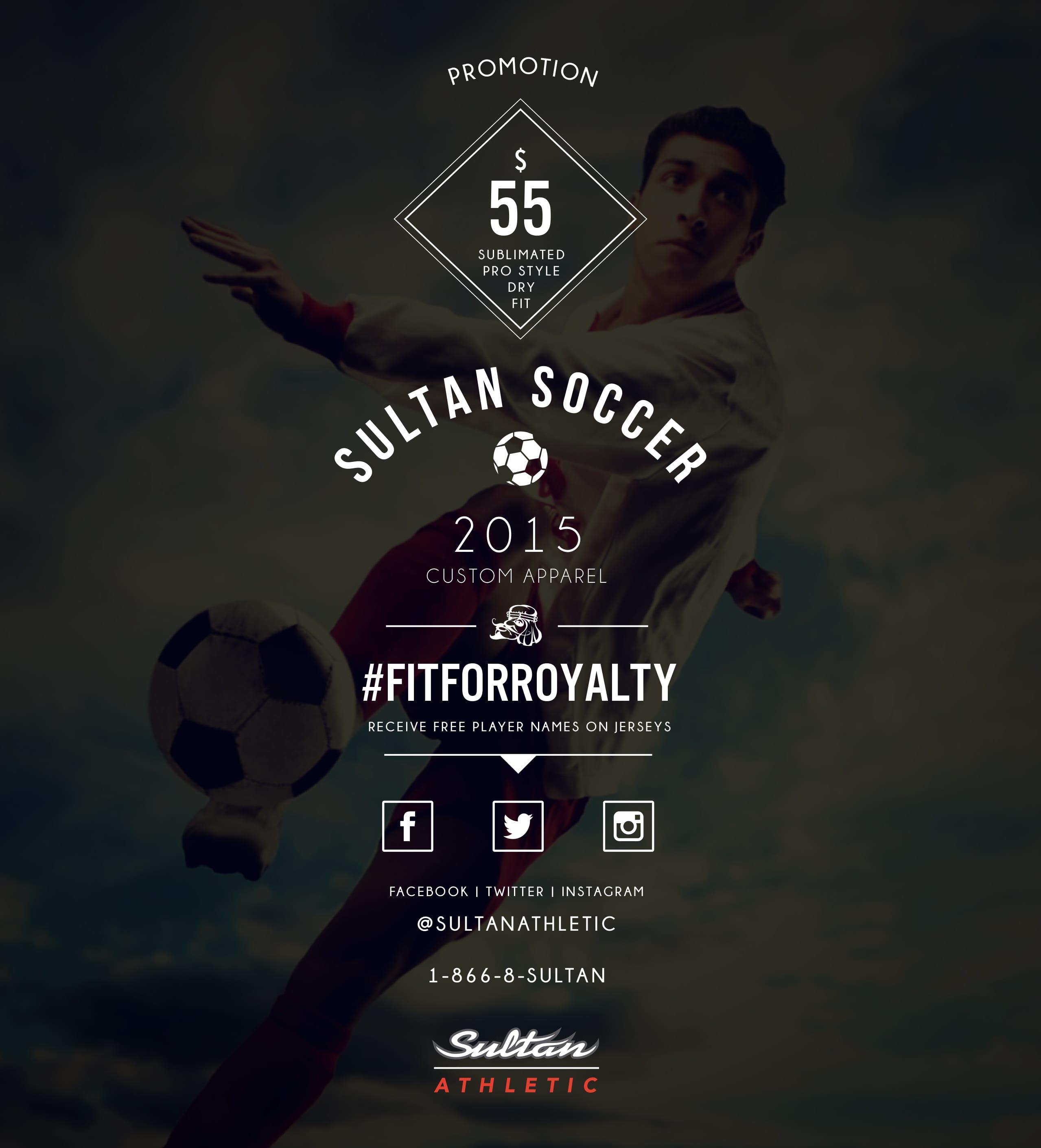 sultan 2015 promo