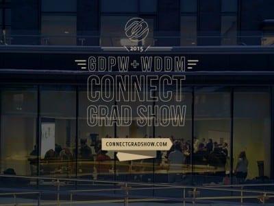 Connect Grad Show 2015 Review
