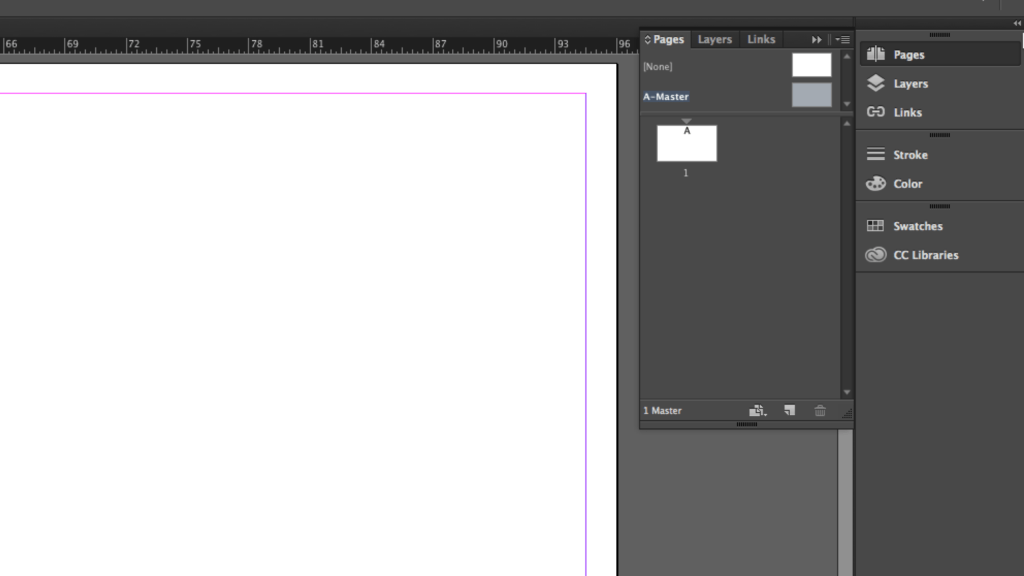 Modular Grid InDesign