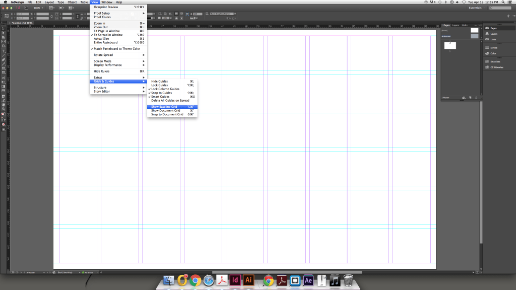 Indesign 101 A Beginners Guide To Modular Grids Mark