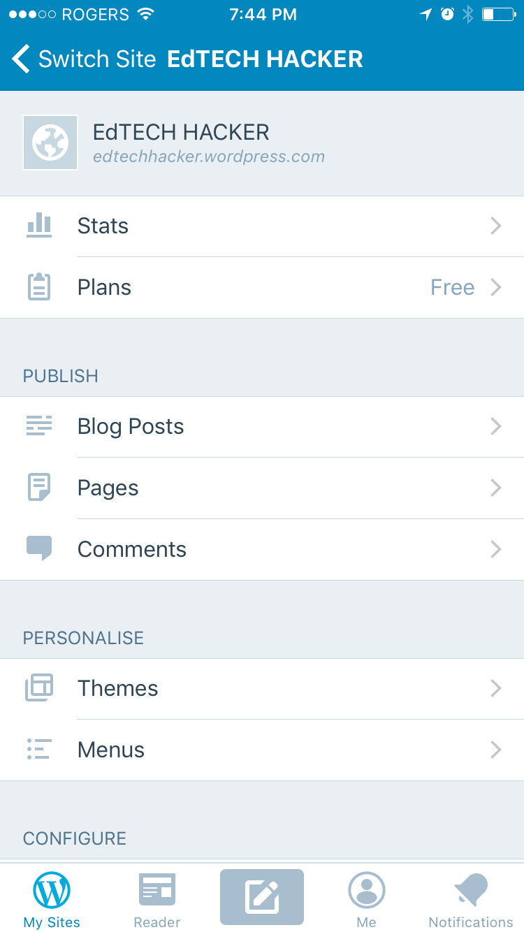 Create and Edit Posts, Pages, and Comment