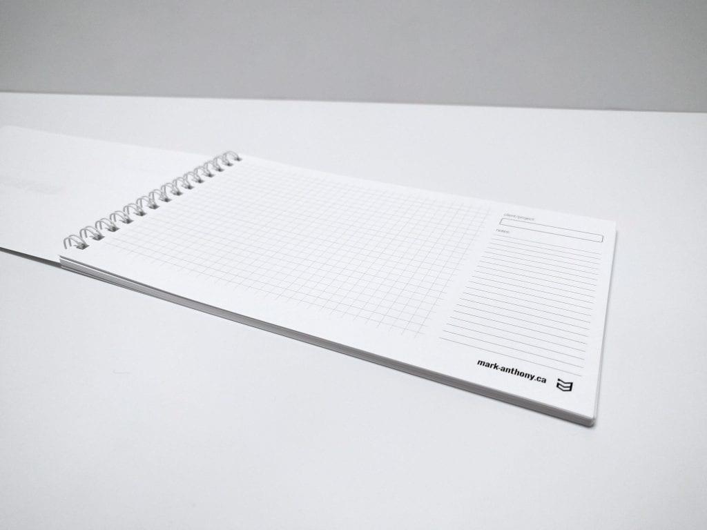 Grid Sketchbook Gridmarkers